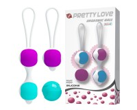 Вагинальные шарики со сменными частями Orgasmic Ball