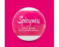 Бомбочка для ванны с феромонами Spicy