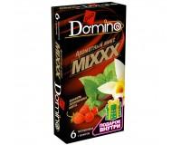 Презервативы Domino Classics ароматный микс 6 шт + подарок