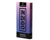 Презервативы Indigo Mix Fun №5 микс удовольствий